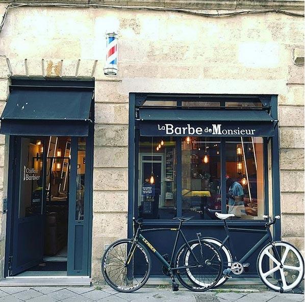 Salon de coiffure pour homme à Bordeaux Gambetta